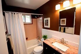pink tile bathroom paint color brilliant what color to paint a 50s