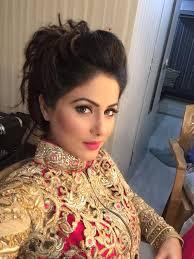 akshara wedding hairstyle hina khan biography wiki husband boyfriend children dob