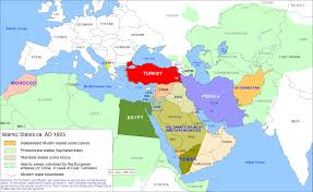 Middle East Map Test by Geographia A Geographic History Of Islamic States Through Maps