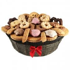 send a gift basket send cookies gift basket germany uk denmark belgium