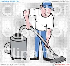 Vaccuming Free Clipart Images Of A Man Vacuuming Without Watermarks Clipground