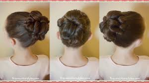 chignon tool topsy bun tutorial and easy hairstyle for