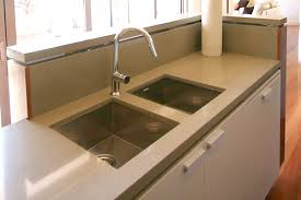 Undermount Kitchen Sinks Building A New Home - Corner undermount kitchen sink