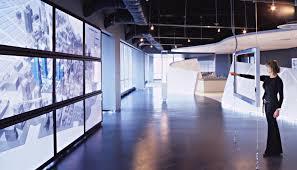 World Interior Design Som World Trade Center Marketing Suite