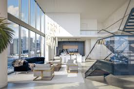 Apartments Downtown La by Luxury Los Angeles Penthouse Apartment Interior