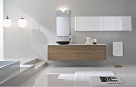 Bathroom Group Walnut Bathroom Furniture With Rounded Corners Seventy By Idea