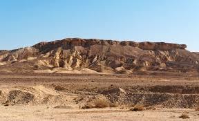 stone desert scenic weathered yellow hill in stone desert stock photo colourbox