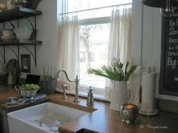 kitchen cafe curtains ideas 18 best can a cafe look images on kitchen ideas