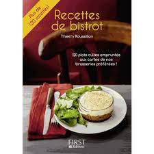 livre cuisine bistrot recettes de bistrot livre cuisine salée cultura