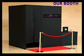 photo booth enclosure photobooth phrenzy