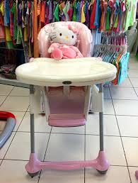 chaise haute hello chaise haute hello de brevi les p tites frimousses