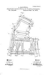 pattern drafting kamakura shobo 1879 patent us213436 mcdowell pattern drafting system google