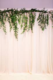 tulle backdrop pooling tulle chiffon overlay backdrop set
