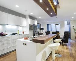 breakfast bar ideas for kitchen small kitchen with curved breakfast bar search kitchens