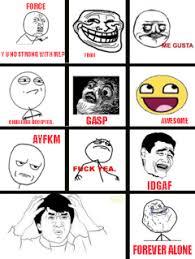 Meme List - forever a clone meme face list cez l