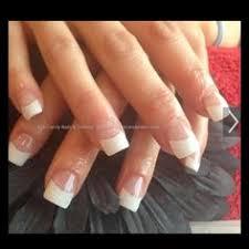 plain u0026 simple french manicure my beauty pinterest manicure
