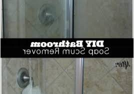 Soap Scum On Shower Door What To Use To Get Soap Scum Shower Doors Get Removing Soap