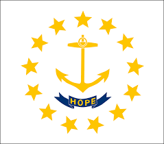Gold Fringed Flag Meaning Rhode Island Flag Colors Rhode Island Flag Meaning