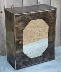 Metal Bathroom Cabinet Luna Emporium Cabinets