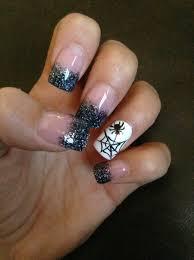 halloween nail art nails hair make up glam pinterest nail