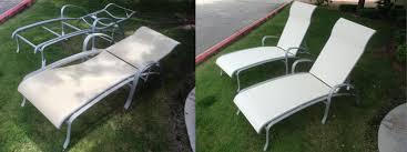 furniture sling repair mrs patio mr pool and mrs patio