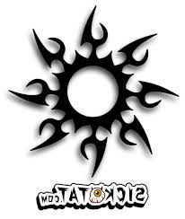 tribal sun and moon designs design pictures