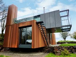 shipping container homes high country green boxes dwellbox ideas