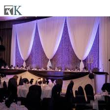 wedding backdrop china china hot sale pipe and drape wedding backdrop for event wedding