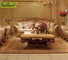 Living Room Luxury Furniture Fabric Sofa Oe Fashion Furniture