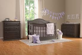 Pali Dauphine Crib Dark Gray Convertible Crib Cribs Decoration
