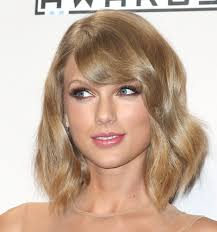 32 best long bob hairstyles our favorite celebrity lob haircuts the many bobs of taylor swift wavy lob classic bob and hair journey
