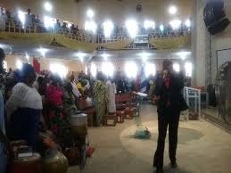 in prayer and supplication with thanksgiving news christians have been admonished to hold on to god adamawa