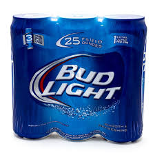 bud light can oz bud light 25oz can 3 pack beer wine and liquor delivered to