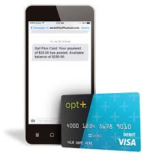 direct deposit card prepaid visa ebit card options from opt