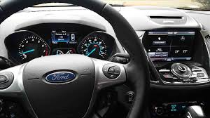 Ford Escape Dashboard - cars