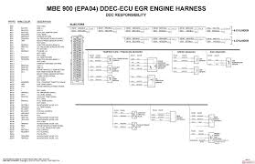 ddec iv ecm wiring diagram diagram of a 2007 lexus ls 450 engine
