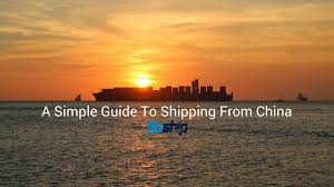 a simple guide to shipping from china floship