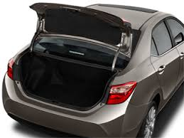 trunk space toyota corolla 2017 toyota corolla se sedan greer sc toyota of greer