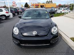 volkswagen beetle trunk in front new 2017 volkswagen beetle 1 8t se automatic coupe in lancaster