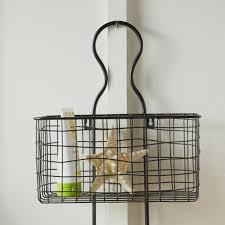 Bathroom Basket Ideas Stylish Design Wall Hanging Storage Baskets Beautifully Idea