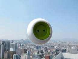 window socket portable solar powered outlet sticks to windows