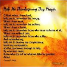 thanksgiving prayer thankful to kevin wisecarver for this