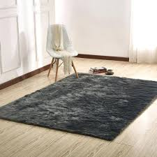Fur Area Rug Faux Fur Area Rug Thelittlelittle