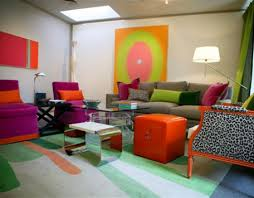 girly living room ideas for apartments massive windows colorful