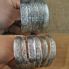 silver antique bracelet images Online cheap wholesale tibetan silver bracelet antique silver cuff jpg