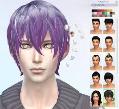recoloring and retexturing the hair for ts4 u2013 kijiko