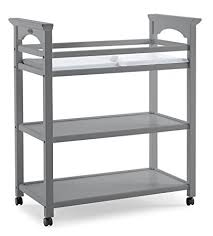 Rails Change Table Graco Changing Table Pebble Gray Baby