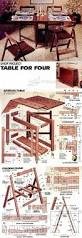 Wood Folding Chair Plans Free by Best 25 Folding Tables Ideas On Pinterest Kids Folding Table