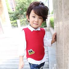 Sweaters For Toddler Boy Online Get Cheap Sweater Vest For Baby Boy Aliexpress Com