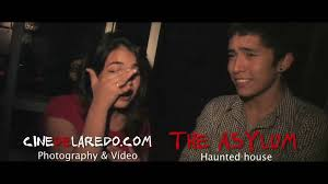the asylum haunted house laredo texas youtube